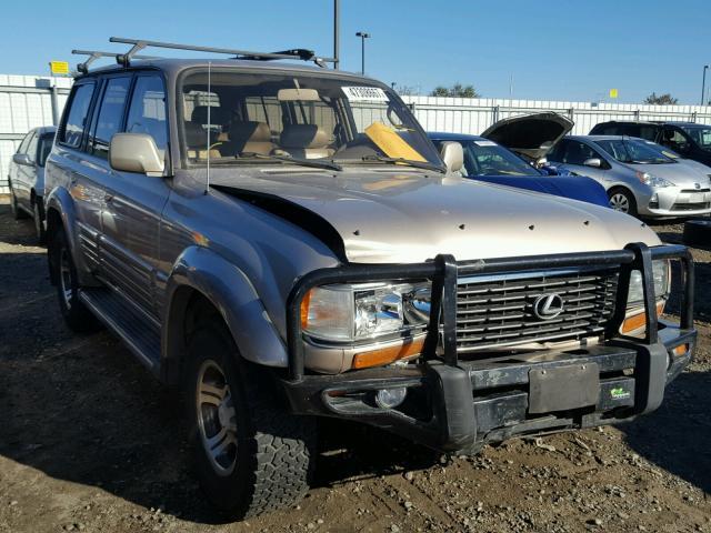 1997 LEXUS LX 450 4.5L