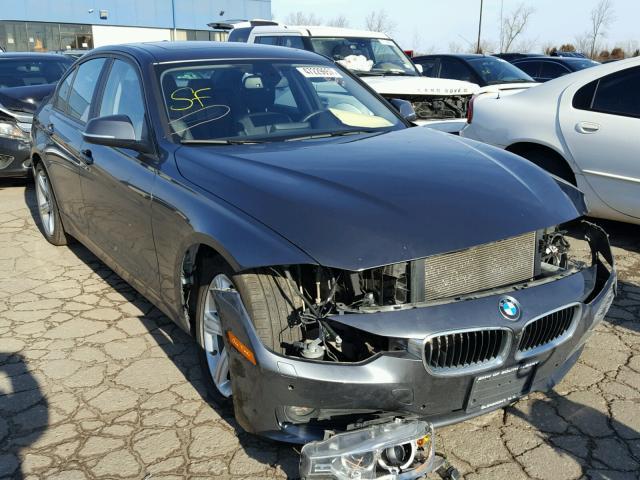 2013 BMW 328 XI SUL 2.0L