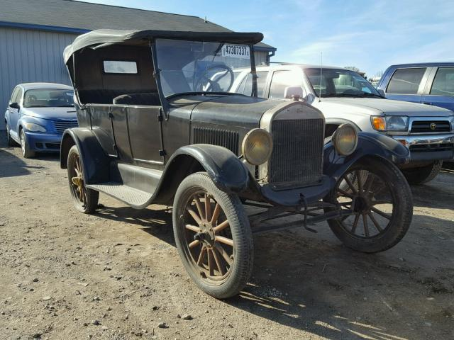 Auto Auction Ended On Vin 14899108 1927 Ford Model T In Ky Louisville