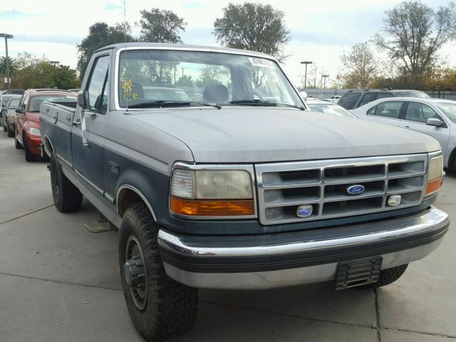 1993 FORD F250 7.5L