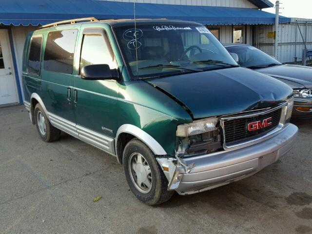 1999 GMC SAFARI XT 4.3L