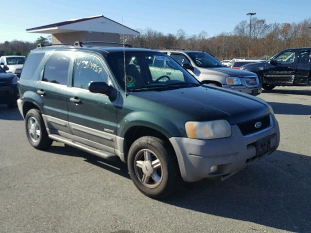 2001 FORD ESCAPE XLT 2.0L