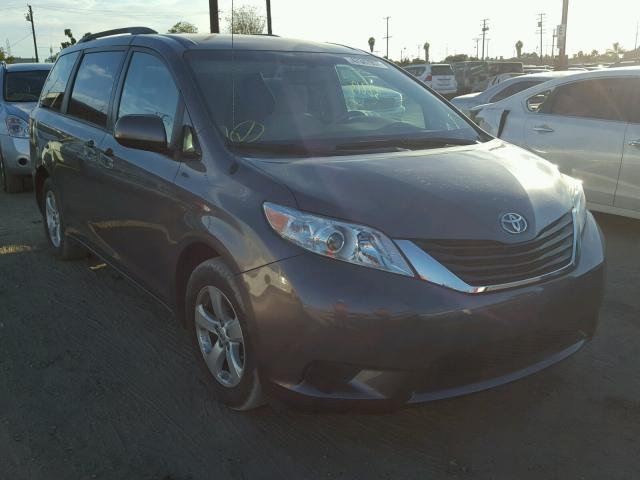 2014 TOYOTA SIENNA LE 3.5L