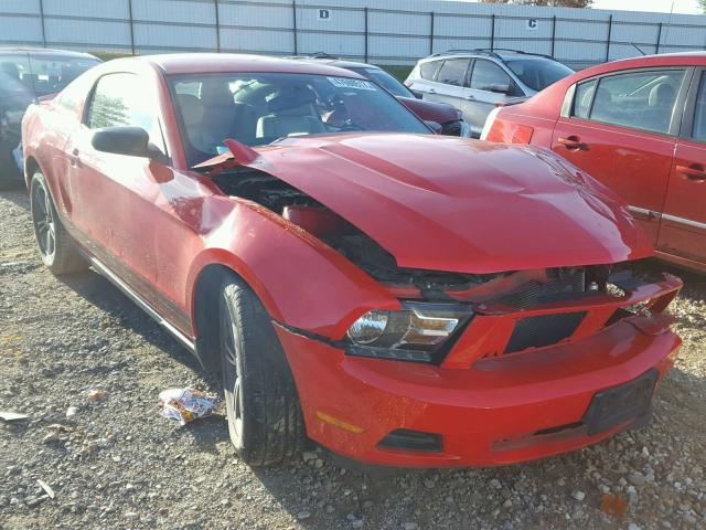 2011 FORD MUSTANG 3.7L