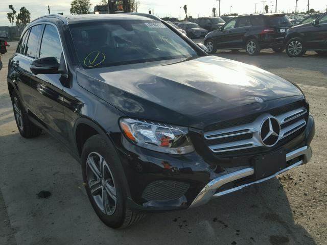 2016 MERCEDES-BENZ GLC 300 2.0L