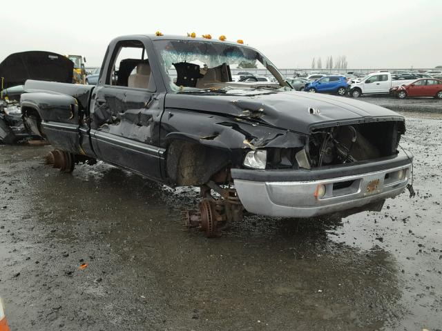 Auto Auction Ended On Vin 1b7mf36w6ts613018 1996 Dodge Ram 3500 In