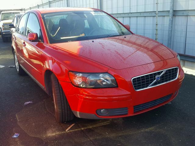2005 VOLVO S40 T5 2.5L