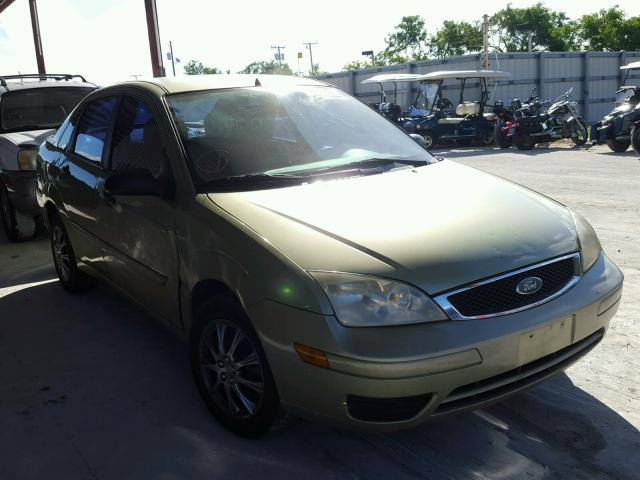 2007 FORD FOCUS ZX4 2.0L