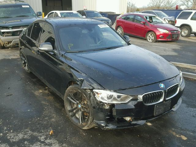 Auto Auction Ended On VIN WBADCEF BMW D In MO - 2014 328 bmw