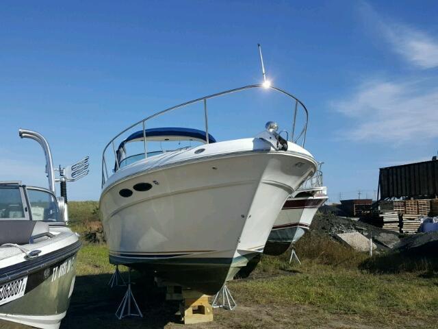 Salvage 1999 Sea Ray SUNDANCER for sale