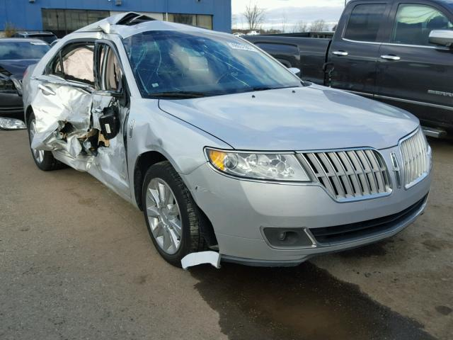 Auto Auction Ended on VIN: 3LNDL2L39BR764132 2011 LINCOLN MKZ HYBRID ...