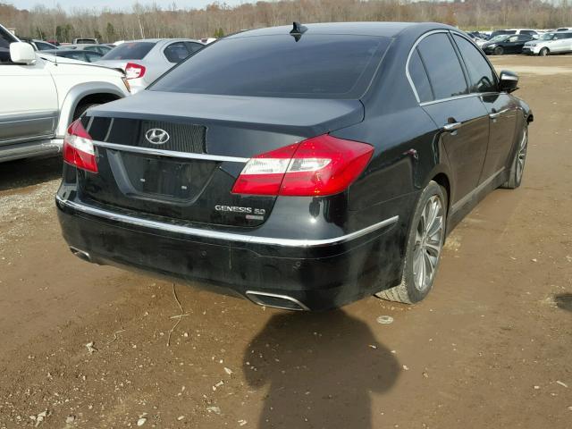 2014 Hyundai Genesis 5 0l Photos Salvage Car Auction