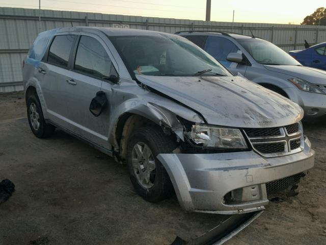 Dodge Journey SE salvage cars for sale: 2012 Dodge Journey SE