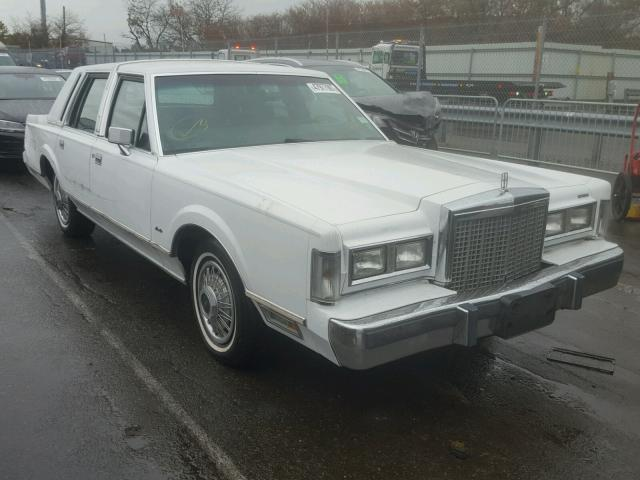 1986 lincoln town car photos salvage car auction copart usa 88 Lincoln Town Car 1986 lincoln town car