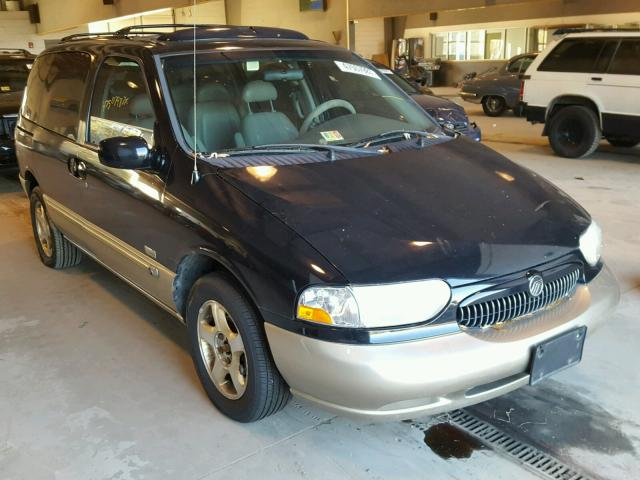 1999 MERCURY VILLAGER 3.3L
