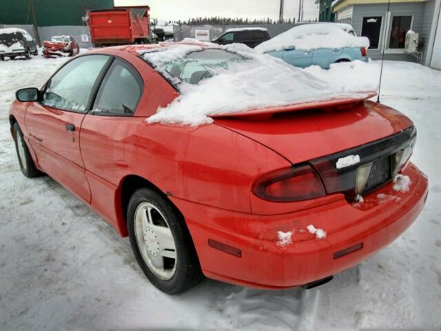 1998 Pontiac Sunfire GT for sale at Copart Montreal Est ...