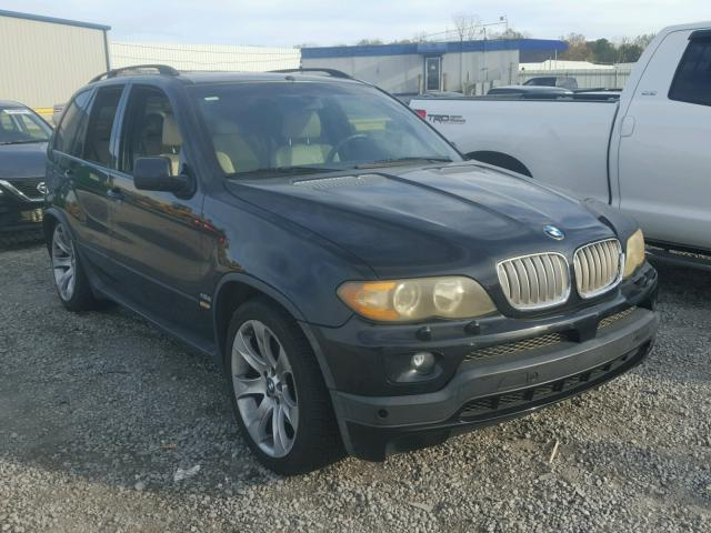 Auto Auction Ended on VIN: 5UXFA93584LE81074 2004 BMW X5 4.8IS in AL ...