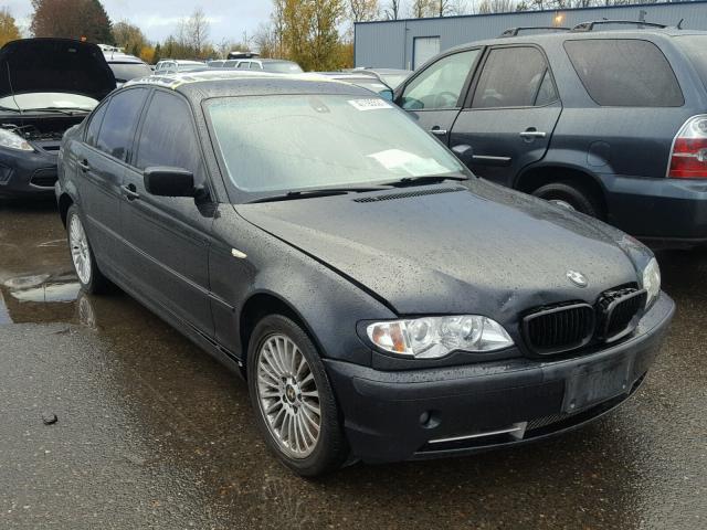 2002 BMW 330 XI 3.0L