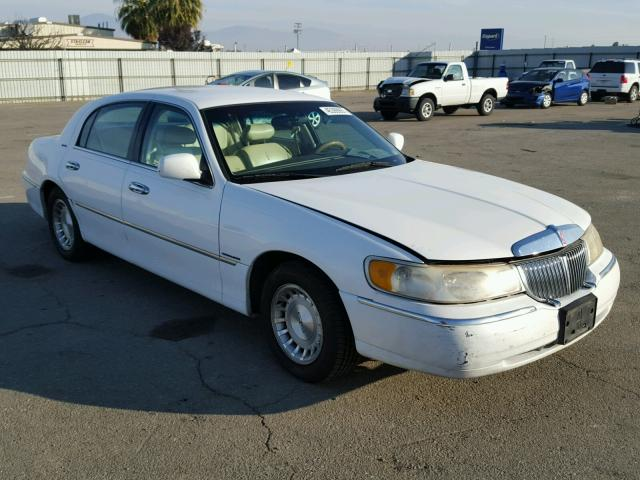 1998 Lincoln Town Car Executive Photos Salvage Car Auction