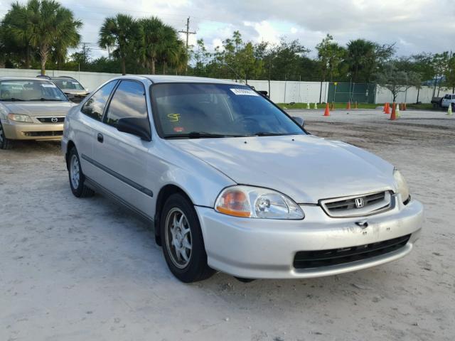 1997 Honda Civic Hx 1.6L