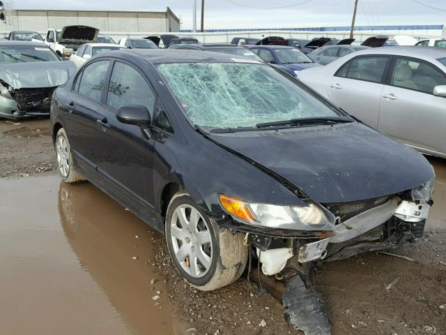 2007 HONDA CIVIC LX 1.8L