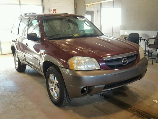 Auto Auction Ended on VIN: 4F2YZ04163KM18437 2003 MAZDA TRIBUTE LX ...