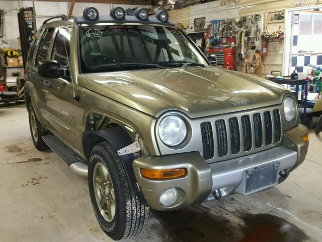2002 JEEP LIBERTY RE 3.7L