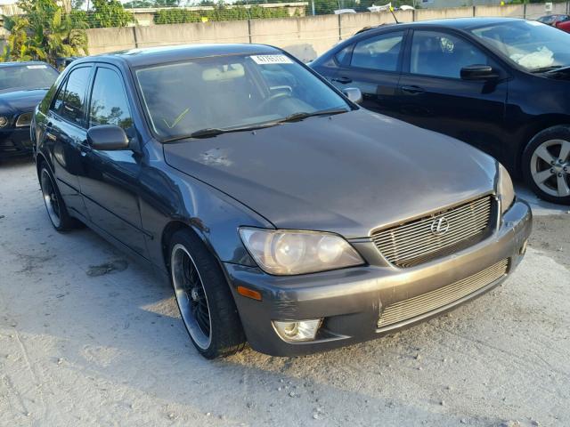 2002 LEXUS IS 300 3.0L
