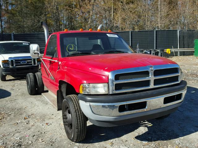 Auto Auction Ended On Vin 1b6mc36c0tj186007 1996 Dodge Ram 3500 In