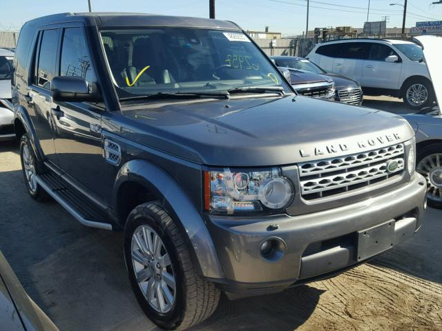 2013 land rover lr4 hse for sale ca los angeles salvage cars copart usa. Black Bedroom Furniture Sets. Home Design Ideas
