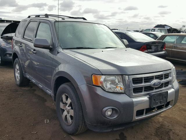 2011 FORD ESCAPE LIM 2.5L