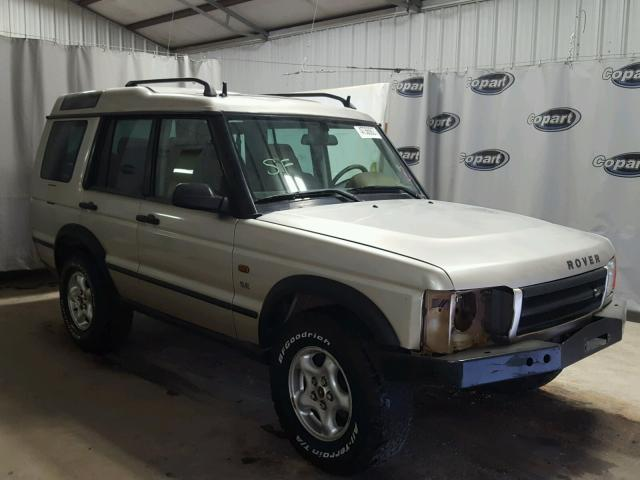 2001 LAND ROVER DISCOVERY 4.0L