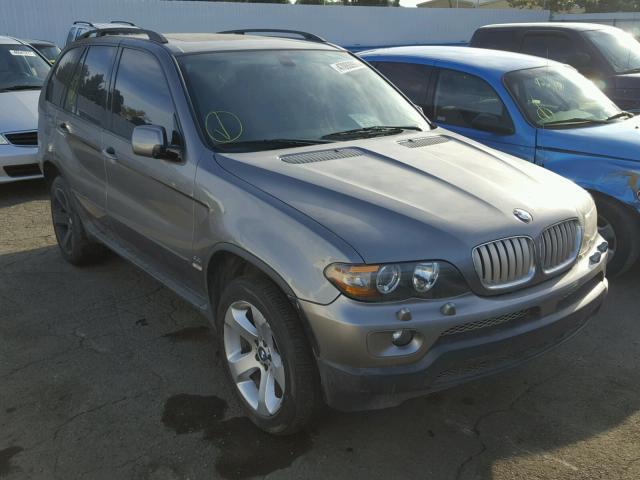 2004 BMW X5 4.4I 4.4L
