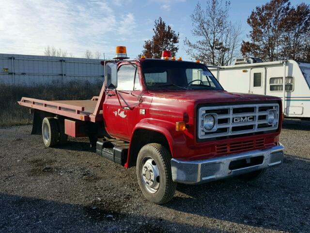 1989 GMC C6000 C6D042 For Sale | MI - FLINT - Salvage Cars ...
