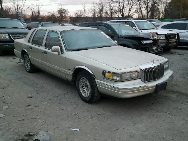 1997 LINCOLN TOWN CAR 4.6L
