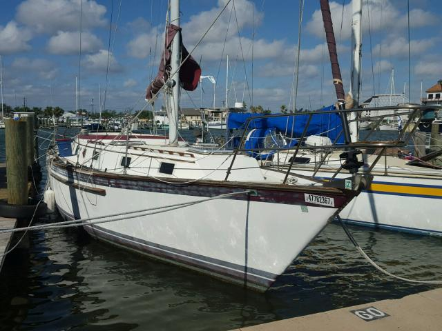 Salvage 1984 Ende BOAT for sale