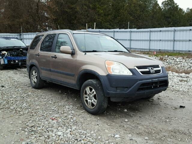 2004 HONDA CR V EX 2.4L