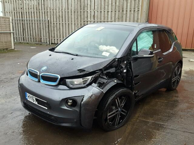 BMW I3 For Sale >> 2017 Bmw I3 Range E For Sale At Copart Uk Salvage Car Auctions