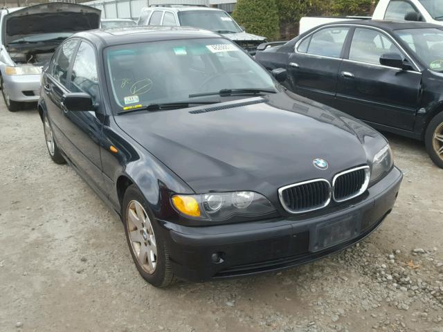 Auto Auction Ended On Vin Wbaeu33492pf68090 2002 Bmw 325 Xi In Ma North Boston