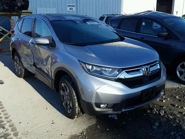 2017 honda cr v exl for sale nj trenton salvage cars for Honda crv usa