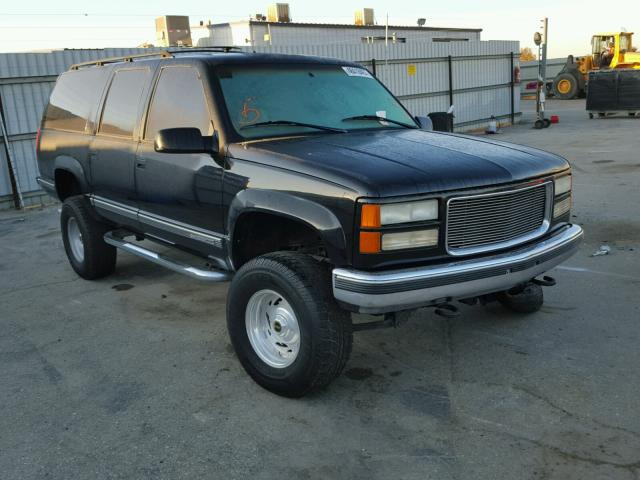 1999 gmc suburban k2500 for sale ca bakersfield salvage cars copart usa. Black Bedroom Furniture Sets. Home Design Ideas