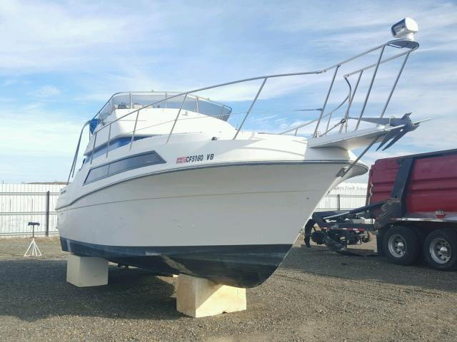 Salvage 1993 Carver MARINE LOT for sale