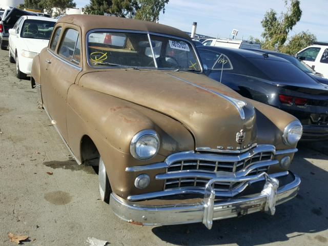 auto auction ended on vin d30142818 1949 dodge coronet in. Black Bedroom Furniture Sets. Home Design Ideas
