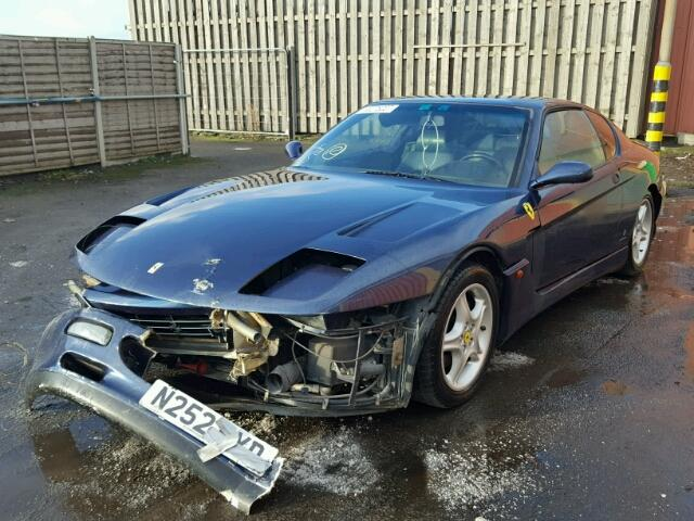 1995 Ferrari 456 Gta For Sale At Copart Uk Salvage Car Auctions