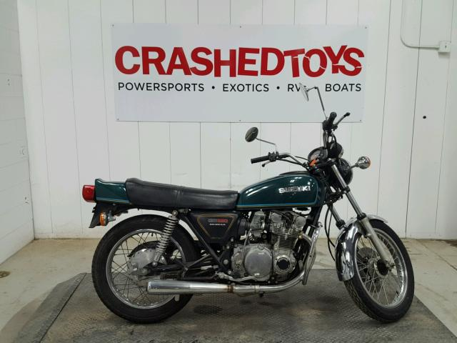 1977 SUZUKI GS550 For Sale | MN - CRASHEDTOYS EAST BETHEL