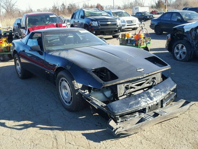 1g1yy0780g5110382 1986 Chevrolet Corvette In Mi Detroit