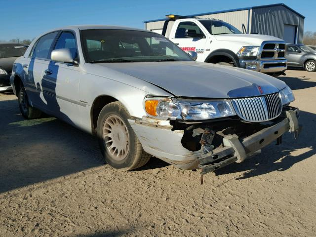 2001 Lincoln Town Car Cartier For Sale Ky Louisville Salvage