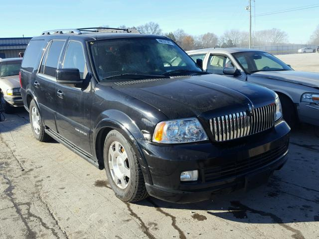 2005 lincoln navigator for sale tn nashville salvage. Black Bedroom Furniture Sets. Home Design Ideas