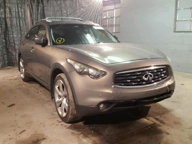 Auto Auction Ended On Vin Jnrbs18w69m201313 2009 Infiniti Fx50 In