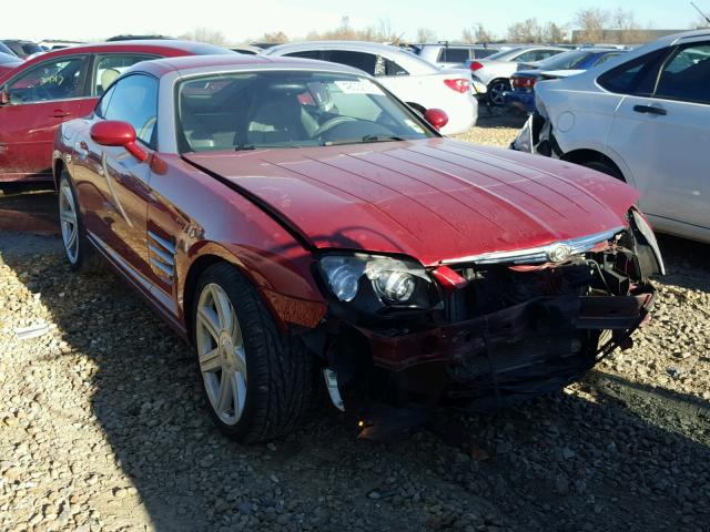 2005 CHRYSLER CROSSFIRE 3.2L